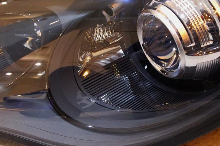 パナメーラ ブラックヘッドライト GTS 5