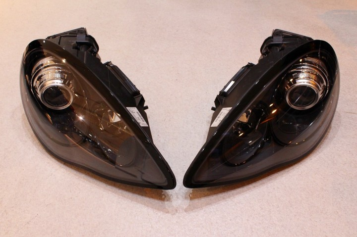 パナメーラ ブラックヘッドライト GTS 3