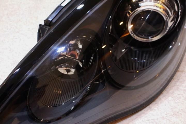 パナメーラ ブラックヘッドライト GTS 4