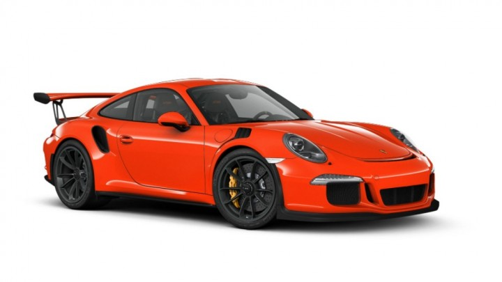 GT3RS if