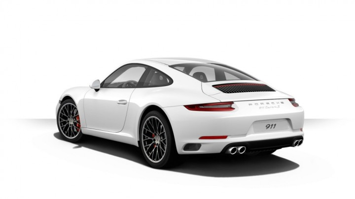 NEW 911S 2
