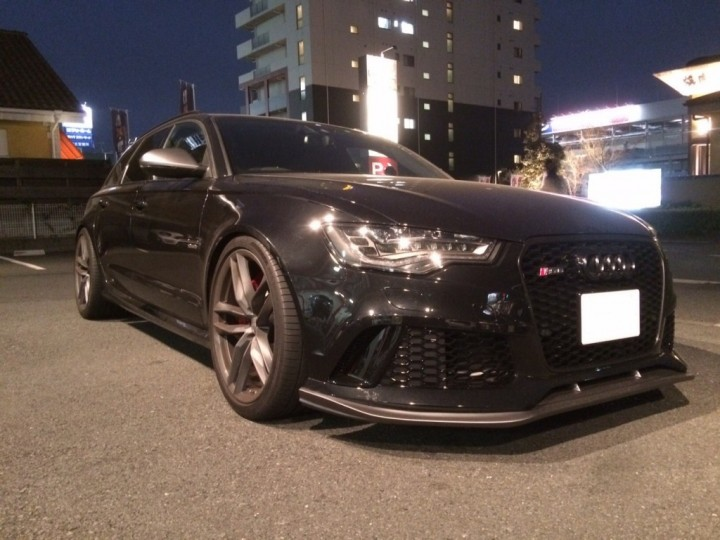 RS6 H&R 2