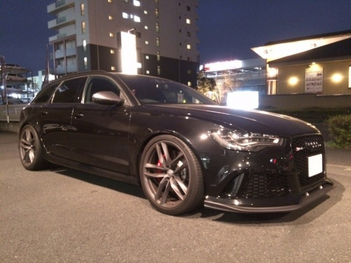 RS6 H&R 1